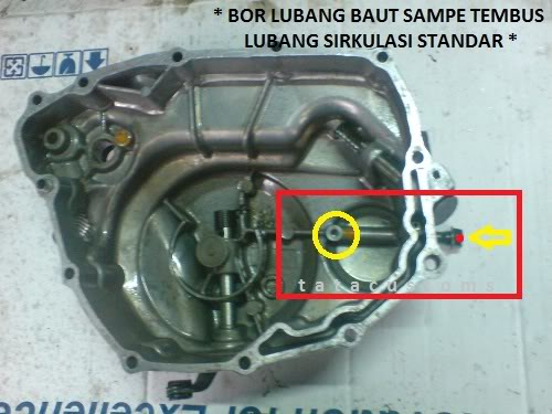 Do Not Wear Oil Cooler Indiscriminate Motor Cycle
