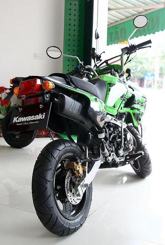 Kmi Resmi Masukan Kawasaki Ksr 110 Ke Indonesia Quot Neo